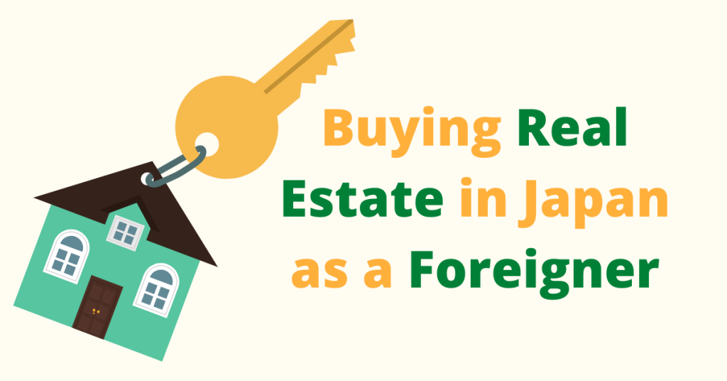 buying real estate japan house key contract